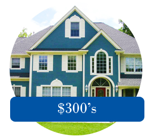 Sawgrass homes for sale in the $300K's