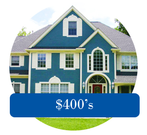 Sawgrass homes for sale in the $400K's